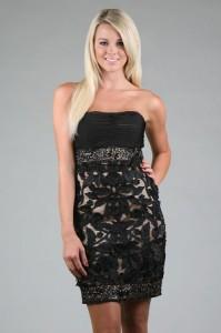 modna sukienka na Andrzejki
